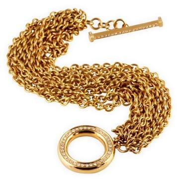 DIAMOND 18K ROSE GOLD BRACELET