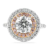 1.20 ct Round Diamond Engagement Ring