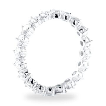 1.65 Carat Round Diamond Compass-Set Eternity Band