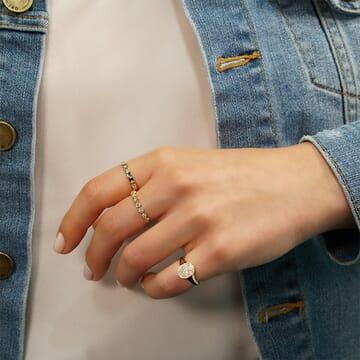 Cosmic Diamond Ring