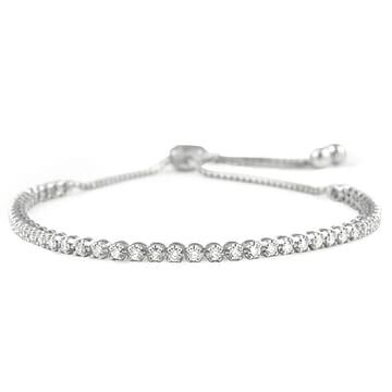 1.25 ct Diamond 'Zip-Up' Tassel Bracelet