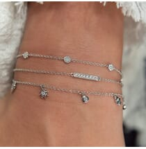Mini Discs Bracelet