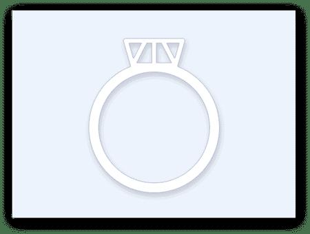 illustrated ring drawn
